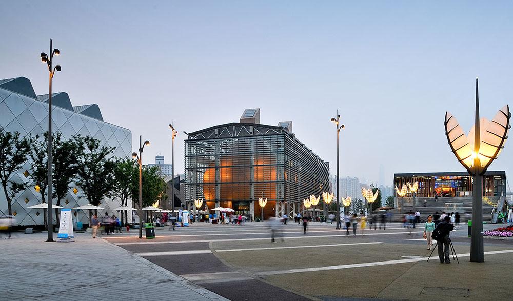 2010 Shanghai Expo Taipei pavilion