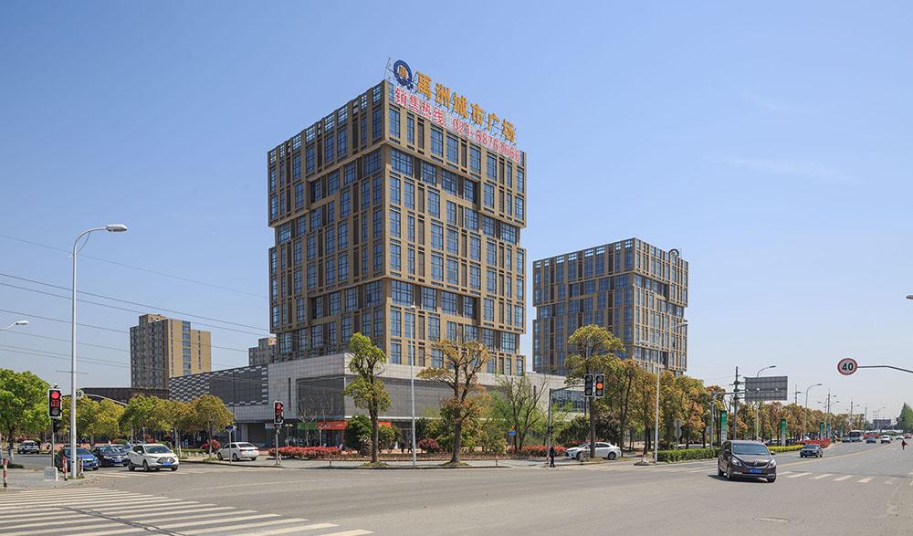 Shanghai  Yuzhou Square