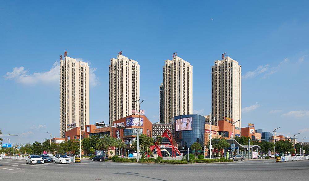 Dongguan QBH Commercial Plaza