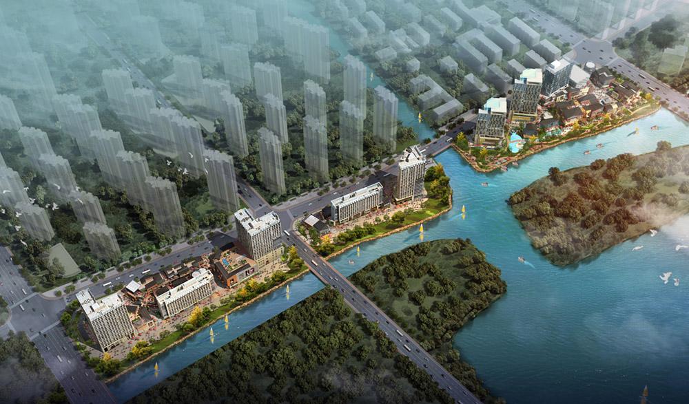 Gemdale Keqiao Complex